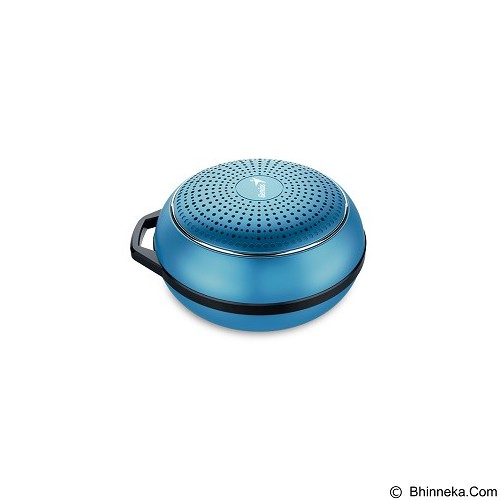 GENIUS Bluetooth Speaker [SP-906BT Plus] - Blue - Speaker Bluetooth & Wireless