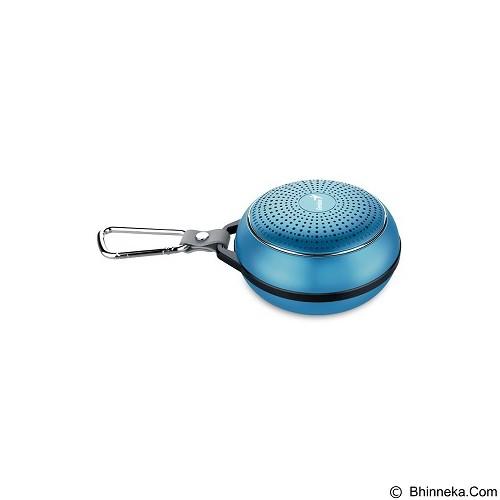 GENIUS Bluetooth Speaker [SP-906BT Plus] - Blue - Speaker Bluetooth & Wireless