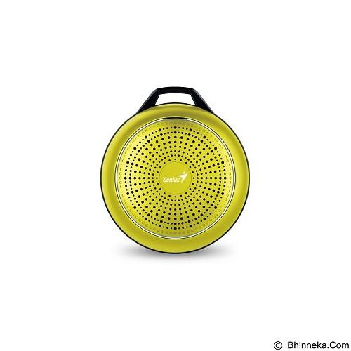 GENIUS Bluetooth Speaker [SP-906BT Plus] - Gold - Speaker Bluetooth & Wireless