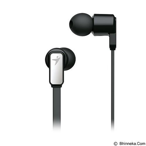 GENIUS Headphone [HS-M260] - Grey - Earphone Ear Monitor / Iem