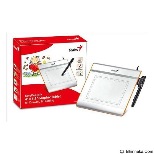 GENIUS Mousepen I405x (Merchant) - Digital Drawing / Tablet