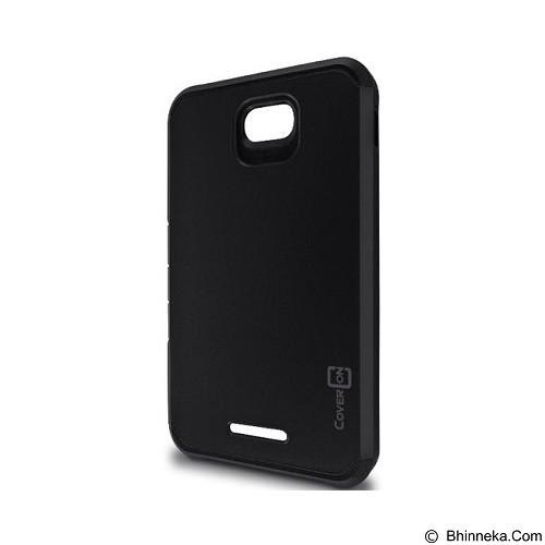 GENIUS Slim Armor Sony Xperia E4 - Black (Merchant) - Casing Handphone / Case