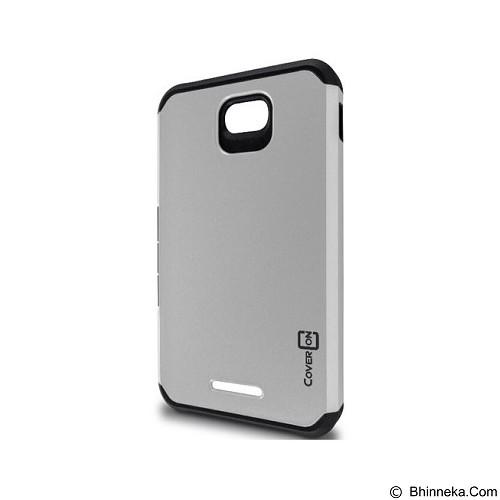 GENIUS Slim Armor Sony Xperia E4 - White (Merchant) - Casing Handphone / Case