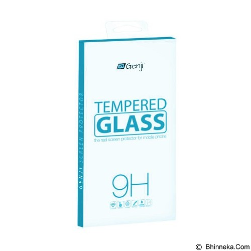 GENJI Tempered Glass Bluelight for Samsung Galaxy J3 - Screen Protector Handphone