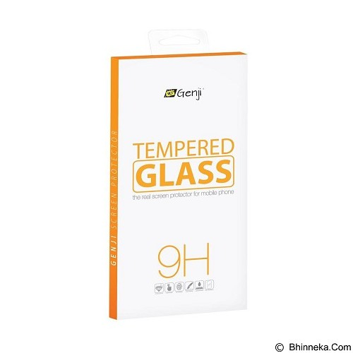GENJI Tempered Glass for Samsung Galaxy A8 - Screen Protector Handphone