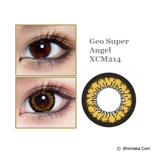 GEO MEDICAL Contact Lens XCM214 - Perawatan Mata