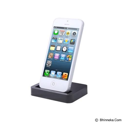GFGADGET Charging Dock for iPhone 5/5s - Black (Merchant) - Gadget Docking