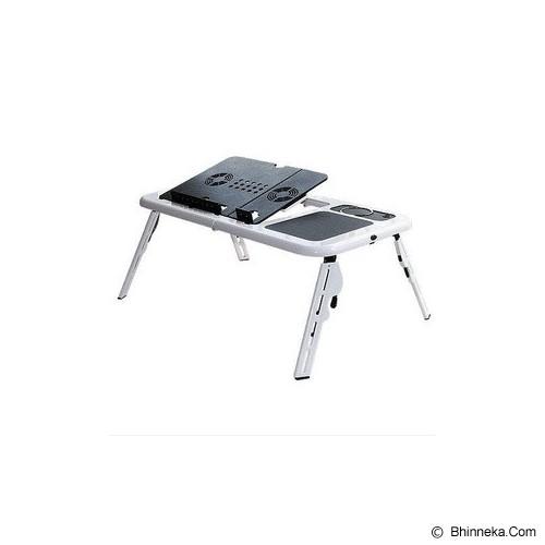 GFGADGET Multi Functional Laptop Table [LD09] - Black - Notebook Cooler
