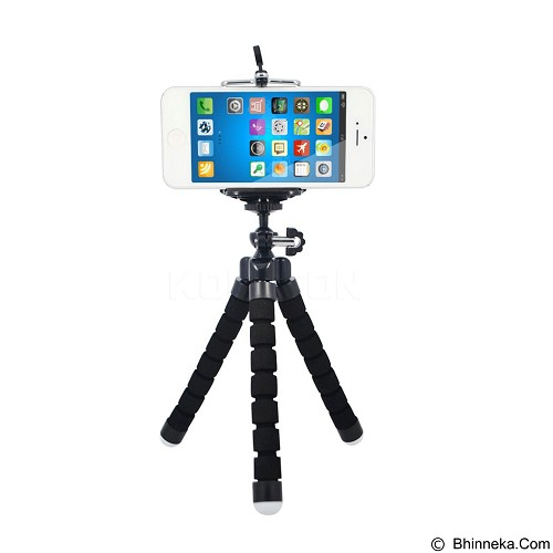 GFGADGET Spider Tripod - Black (Merchant) - Tripod Mini and Tabletop