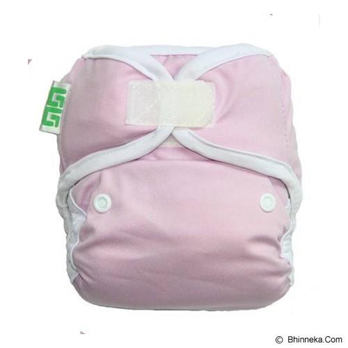 GG CLOTH DIAPER GG Little Solid - Lite Purple - Cloth Diapers / Popok Kain