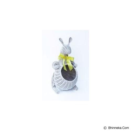 GIFTANDPARCEL Kangaroo Rattan Small [BI-KR-S] - Container