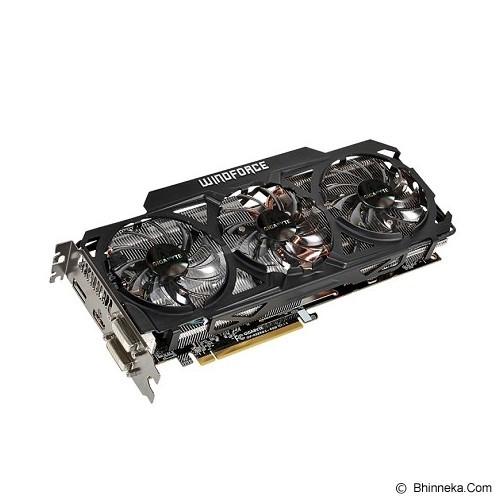 GIGABYTE AMD Radeon R9 290 [GV-R929OC-4GD] - Vga Card Amd Radeon