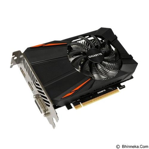 GIGABYTE GeForce GTX 1050 Ti [GV-N105TOCGV-N105TD5-4GD] (Merchant) - Vga Card Nvidia