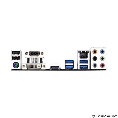 GIGABYTE Motherboard Socket LGA1150 [GA-H97M-D3H] (Merchant) - Motherboard Intel Socket Lga1150