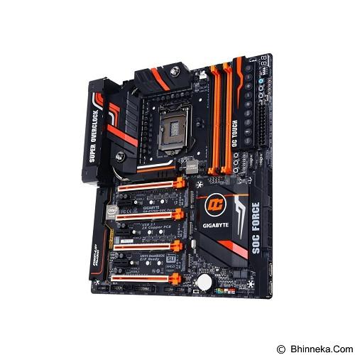 GIGABYTE Motherboard Socket LGA1151 [GA-Z170X-SOC FORCE] - Motherboard Intel Socket Lga1151