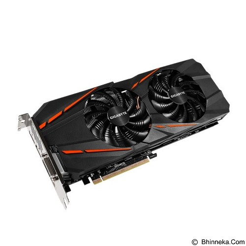 GIGABYTE NVidia GeForce GTX 1060 G1 Gaming 6G [GV-N1060G1 GAMING-6GD] (Merchant) - Vga Card Nvidia