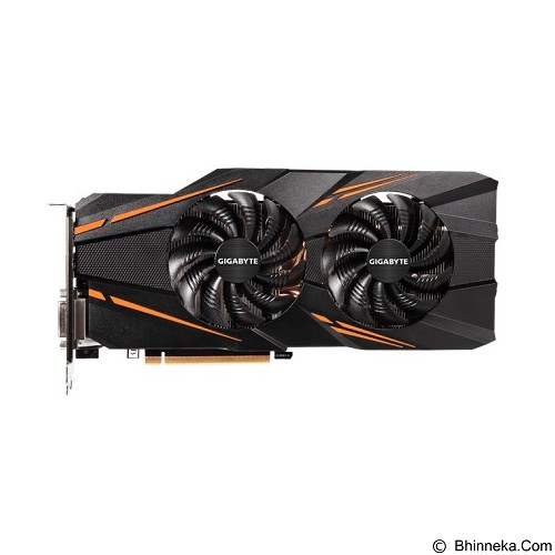 GIGABYTE NVidia GeForce GTX 1070 Windforce OC  [GV-N1070WF2OC-8GD] (Merchant) - Vga Card Nvidia
