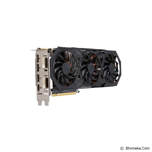 GIGABYTE NVidia GeForce GTX 960 [GV-N960G1 GAMING-4GD] - Vga Card Nvidia