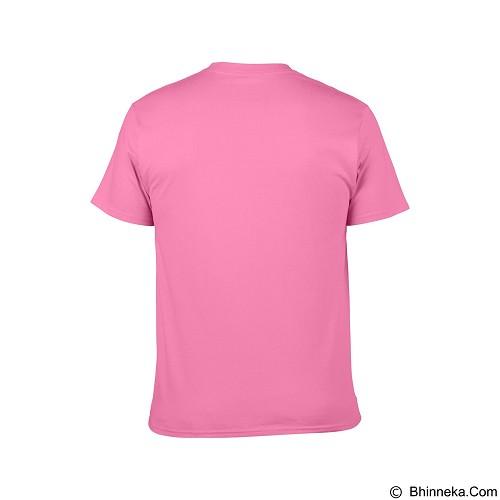 GILDAN T-Shirt 76000 Premium Cotton Size XL [071] - Azalea (V) - Kaos Pria