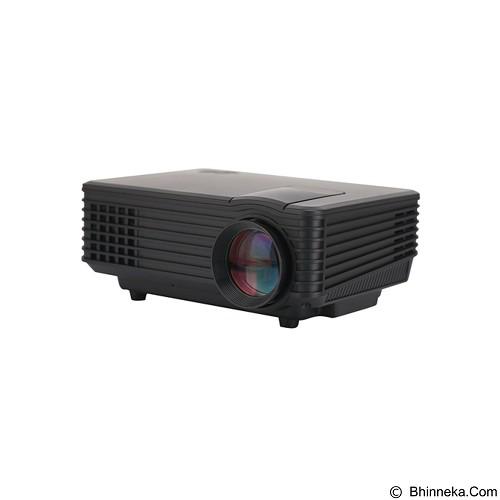 GLITZ Mini Projektor [SV805] - Black (Merchant) - Proyektor Mini / Pico