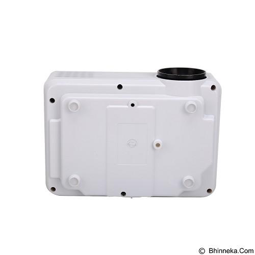 GLITZ Mini Projektor [SV805] - White (Merchant) - Proyektor Mini / Pico