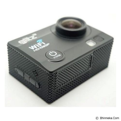 GLITZ Sportcam V88 WiFi - Black - Camcorder / Handycam Flash Memory