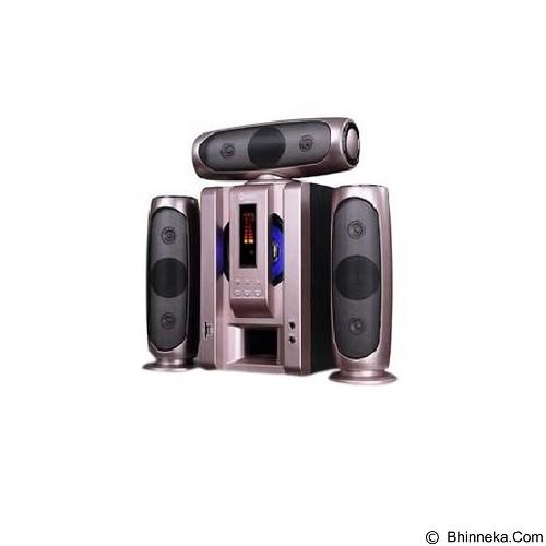 GMC Bluetooth Speaker [885 A] (Merchant) - Speaker Computer Basic 2.1