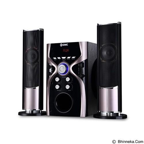GMC Bluetooth Speaker [887 G] (Merchant) - Speaker Computer Basic 1.0