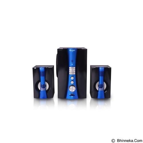 GMC Multimedia Speaker [888G] (Merchant) - Speaker Computer Basic 2.1