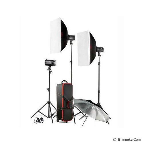 GODOX Mini Pioneer Kit 160 (Merchant) - Light Control Kit
