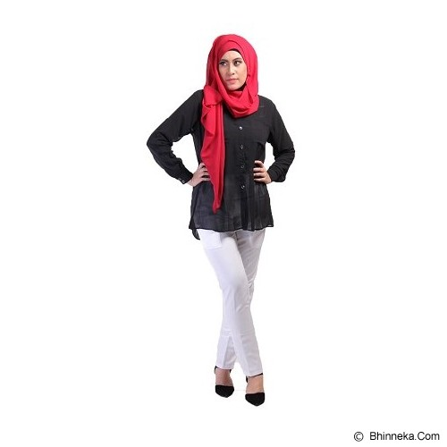GOLDEECLOTH Original Shirt - Black - Blouse dan Tunik Wanita
