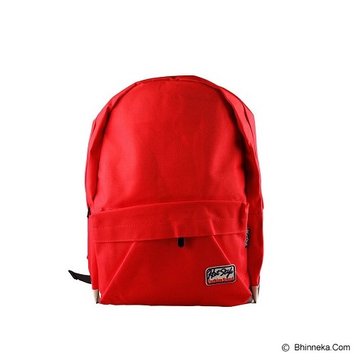 GOOLALI Tas Fashion HF020 [T210-3] - Merah - Backpack Wanita