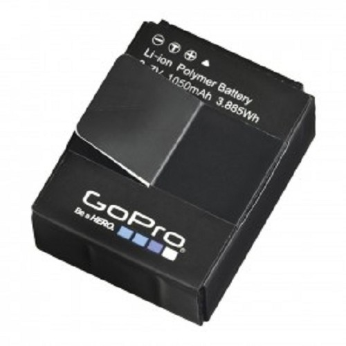 GOPRO Rechargeable Battery HERO3/HERO3+ [AHDBT-302] - On Camcorder Battery