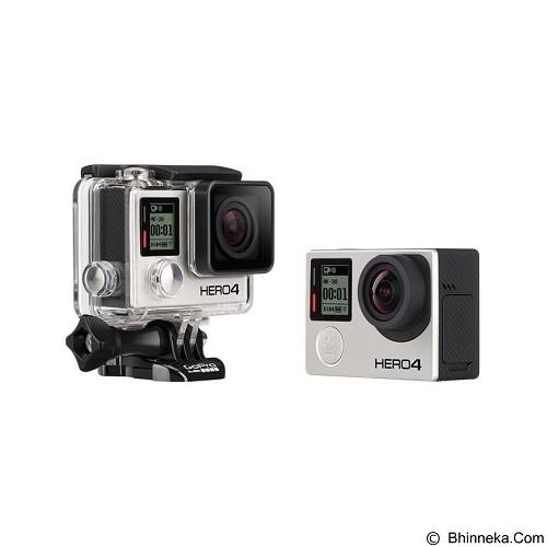 GOPRO HERO4 Black Edition (Merchant) - Camcorder / Handycam Flash Memory