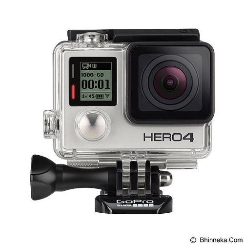 GOPRO HERO4 Silver Edition (Merchant) - Camcorder / Handycam Flash Memory