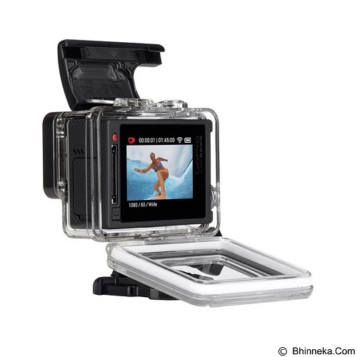 GOPRO HERO4 Silver Edition (Merchant) - Camcorder / Handycam Flash Memory