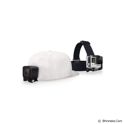 GOPRO Head Strap + QuickClip - Camcorder Mounting
