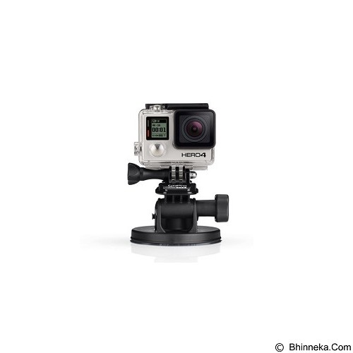 GOPRO Suction Cup Mount [AUCMT-302] - Tripod Arm, Rail and Macro Bracket