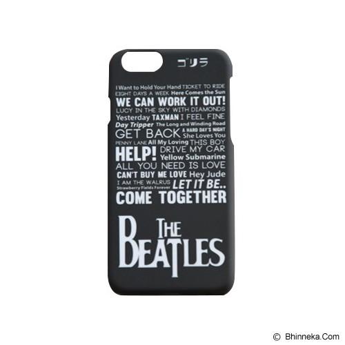 GORIRA The Beatles Hits iPhone 6 Case - Casing Handphone / Case