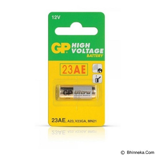 GP BATTERIES Baterai High Voltage 23AE (Merchant) - Battery and Rechargeable