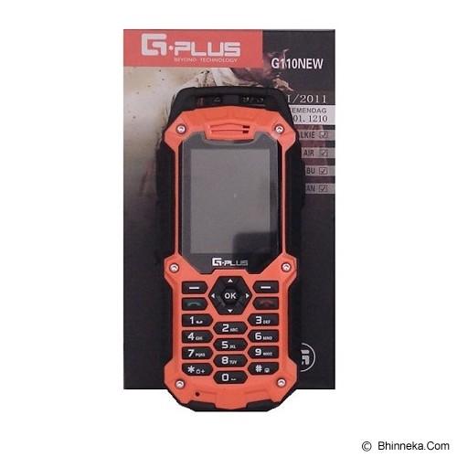 GPLUS G110 New - Peach - Handphone Gsm