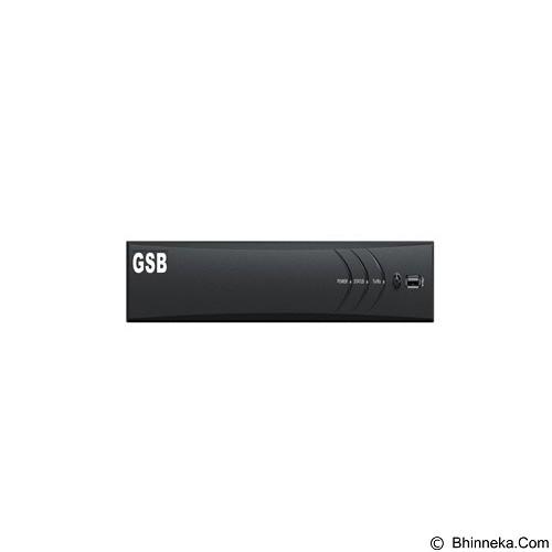GSB DVR [D8604EHY-1] - Cctv Accessory