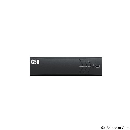 GSB NVR [D8616EN-2] - Cctv Accessory