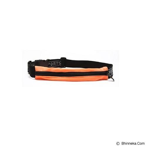 GTX SPORT Running Belt - Orange - Tas Pinggang/Travel Waist Bag