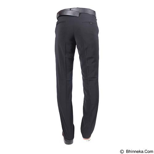 GUDANG FASHION Celana Formal Pria Slimfit Size 28 [CLN 359] - Grey - Celana Panjang Pria