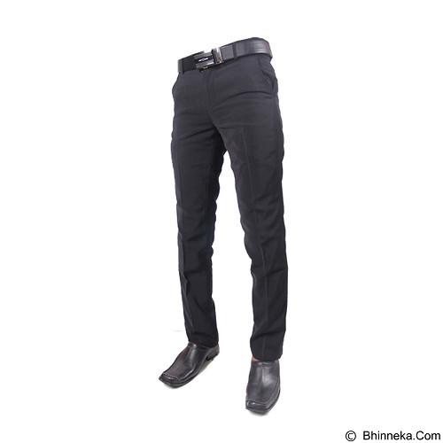 GUDANG FASHION Celana Formal Pria Slimfit Size 34 [CLN 359] - Grey - Celana Panjang Pria