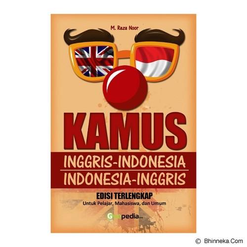 GUEPEDIA Kamus Inggris - Indonesia & Indonesia - Inggris - Kamus Bahasa