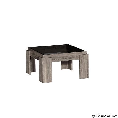 Graver Coffee Table [CT 2231] - Sonoma Brown (Merchant) - Meja Restoran