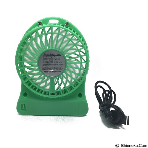HADATA Kipas USB Mini [F95B] - Green - USB & Portable Fan