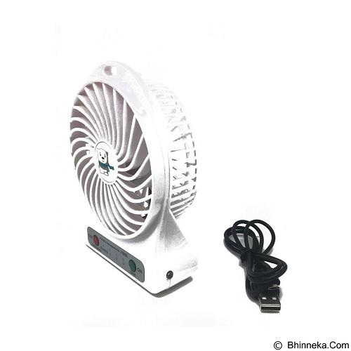 HADATA Kipas USB Mini [F95B] - White - USB & Portable Fan